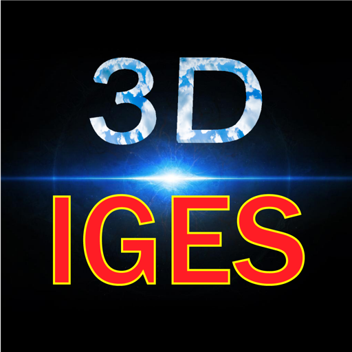 IGES Viewer 3D