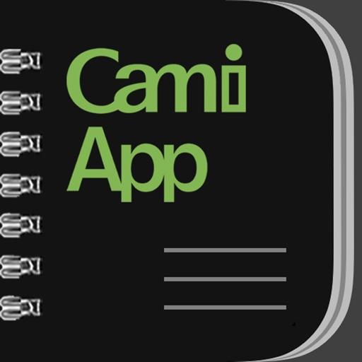 CamiApp【笔记扫描】