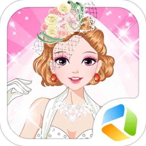 可爱的新娘沙龙 - 甜心娃娃的换装物语,女神化妆打扮,女生免费游戏