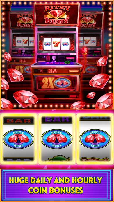 Real slot machine app