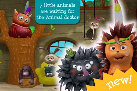 Little Fox Animal Doctor screenshot 4