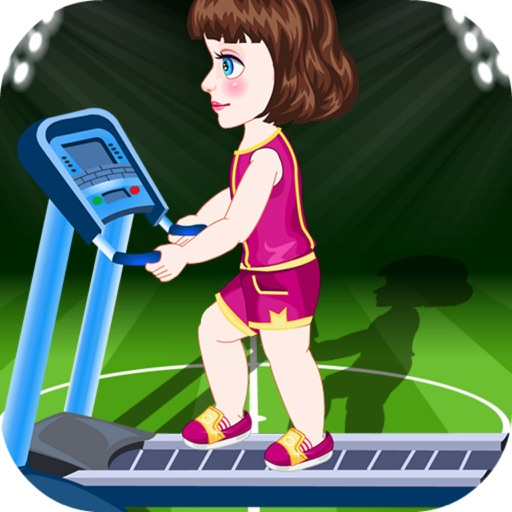 Esra At Gym-Girl's Ball Dress Up/Happy Exercising iOS App