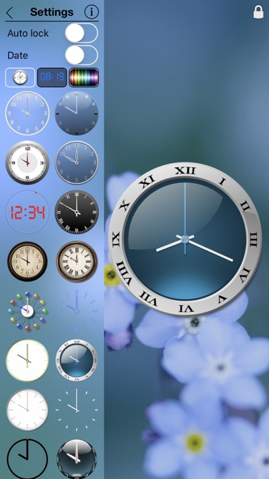 My Own Clock Screenshots