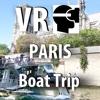 VR Paris Boat Trip - Virtual Reality 360 France