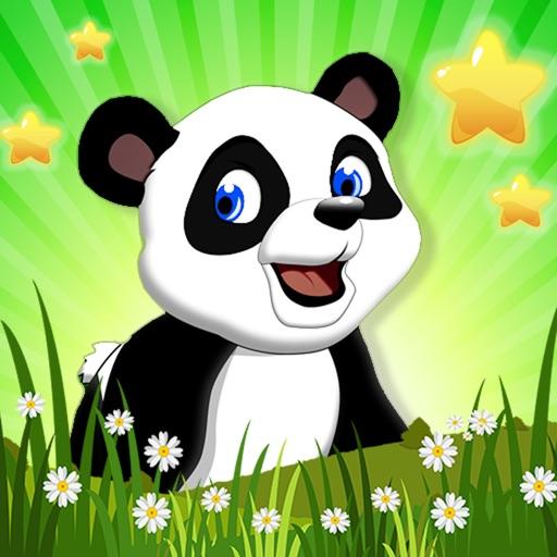 Panda Adventure in Candy world iOS App