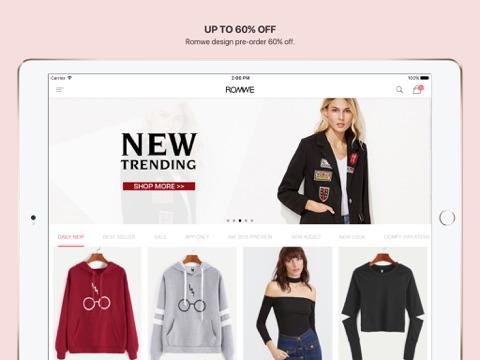 ROMWE - Women's Fashion screenshot 3
