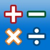 AB Math - fun games for kids and the family : addition, subtraction, multiplication, times tables, numbers