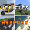 Vehicles & Weapons Mods Guide - for Minecraft PC