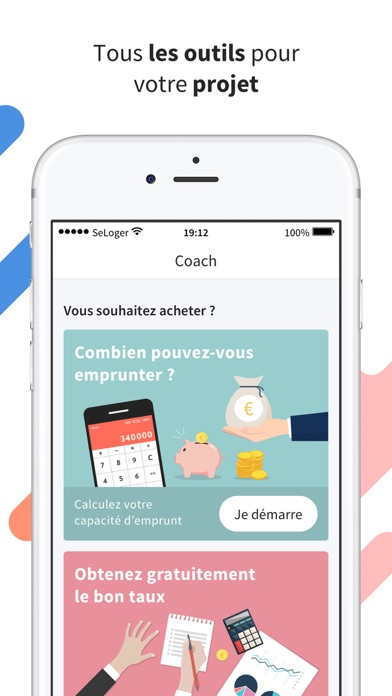 download SeLoger - achat, location apps 3