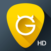 Ultimate Guitar Tabs HD - largest catalog of songs with guitar and ukulele chords, tabs and lyrics icon