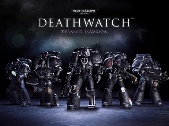 Warhammer 40,000: Deathwatch - Tyranid Invasion Screenshot