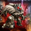 Evil Robot Attack-Real Steel Machines