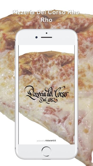Screenshot of Pizzeria Del Corso Rho1