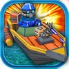 Ruthless Power Boat - Top Gun Shooting Game