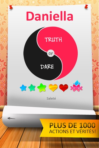 Truth or Dare with Spin the Bottle for Teens screenshot 1