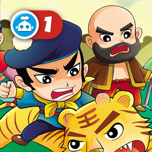 Tinmanarts-水浒传1-鲁智深等6个故事