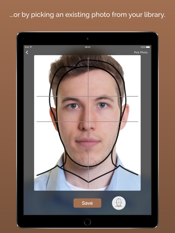ID-Photo - Biometric Passport/ID Photos Screenshots
