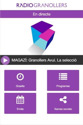 Ràdio Granollers screenshot 1