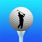 Golf GPS Caddie - Free Rangefinder Scorecard Stats & Bets (Range Finder) icon