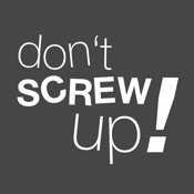 Don t Screw Up  hacken