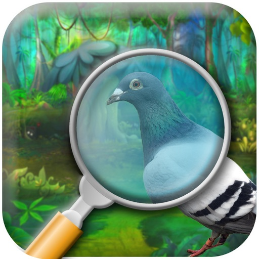 Missing Objects : Investigation iOS App