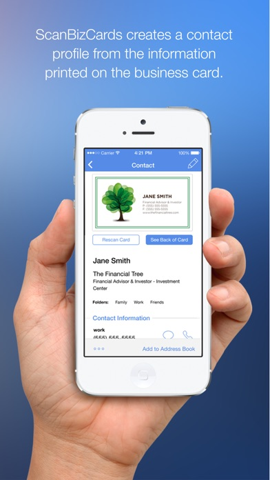 Scanbizcards Lite On The App Store