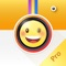 download Emoji Camera Pro-Smiley emotion stickers for your picture.
