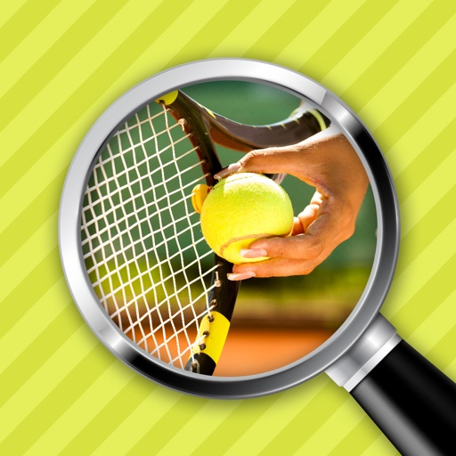 Close-up & Words - Tennis Edition iOS App