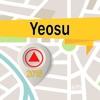 Yeosu 離線地圖導航和指南