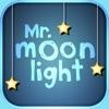 Mr. MoonLight : детский будильник, приучение к режиму сна, ночник, малыш, ребенок, дневной сон, графические часы, детские часы