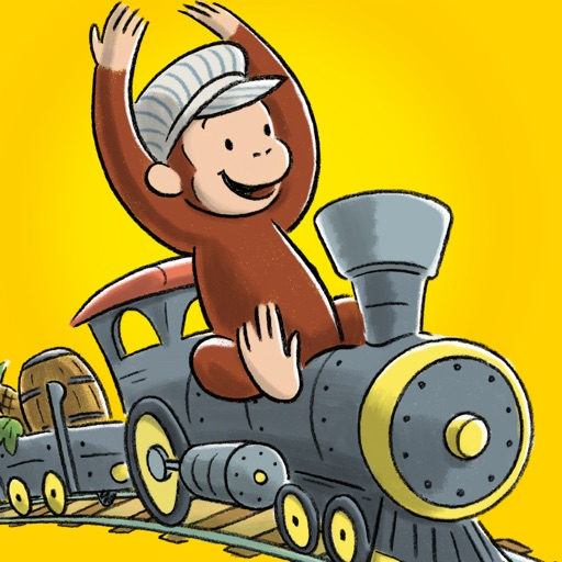 Curious George Train Adventures