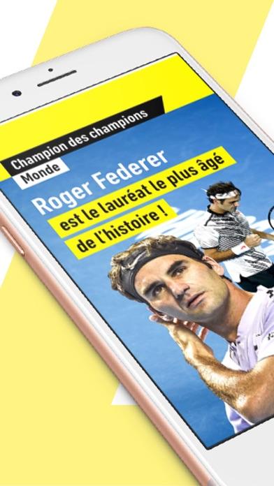 download L'EQUIPE, sports en direct apps 0