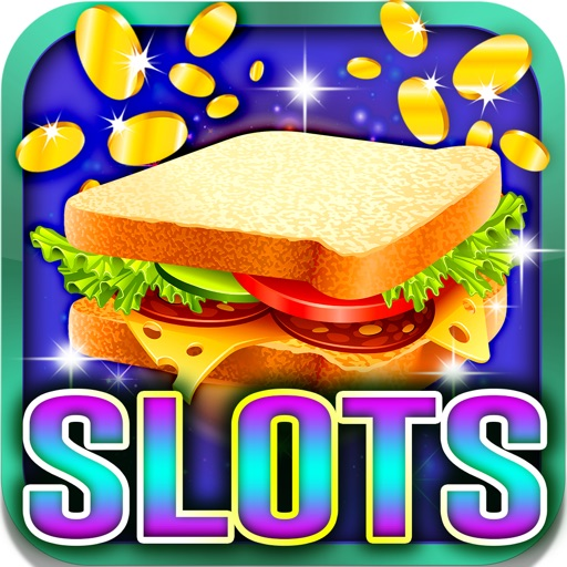 Lucky Meal Slots: Lay a bet on the mac and cheese and gain super gambling experience iOS App