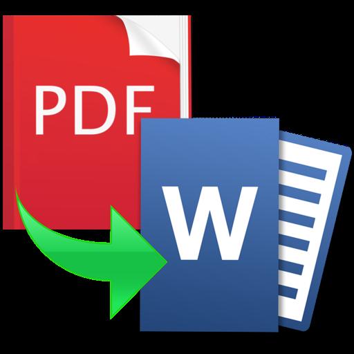 PDF to Word - Convert PDF to Word Converter