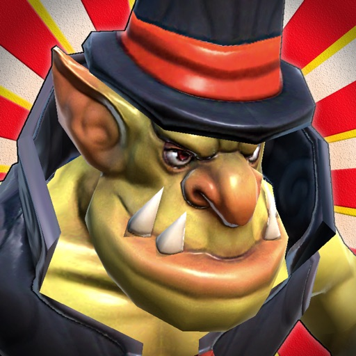Level Up: Villains (Idle Clicker) iOS App