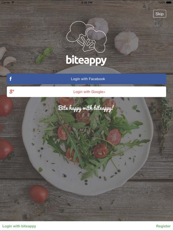 Biteappy food allergy restaurant finder on the app store ipad screenshot 1 forumfinder Image collections