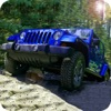 Forest Jeep Drive Adventure