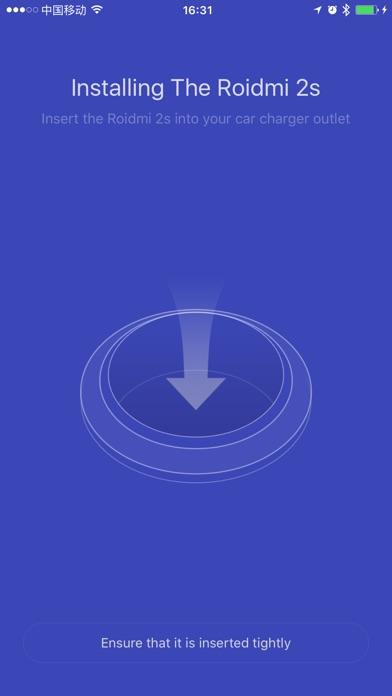 Captura de ecrã do iPhone 1