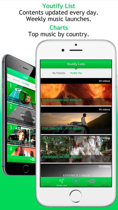 Youtify for Spotify Premium Screenshot 3