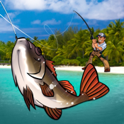 Fishing Paradise 3D Free + icon