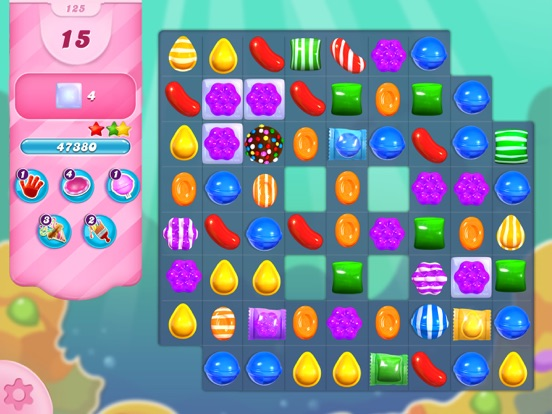 Игра Candy Crush Saga