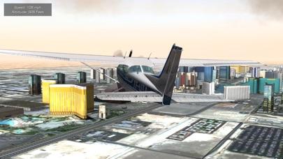 【飞行模拟器】无限飞行拉斯维加斯