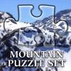 Wunderschöne Berg Puzzle Spiele