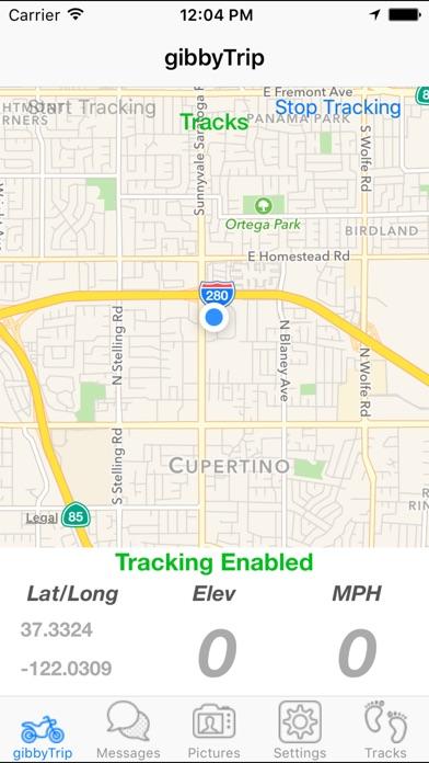 gibbyTrip Screenshot 1