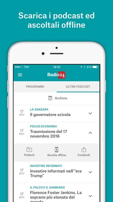 Screenshot of Radio 242