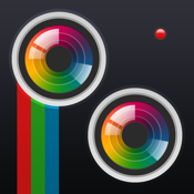 Split Pic - Photo Collage Maker, Selfie Editor & Camera Blender icon