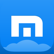 Maxthon Cloud Web Browser - Best Internet Explore Experience icon