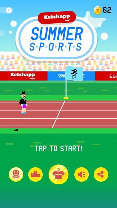 Ketchapp Summer Sports Screenshot
