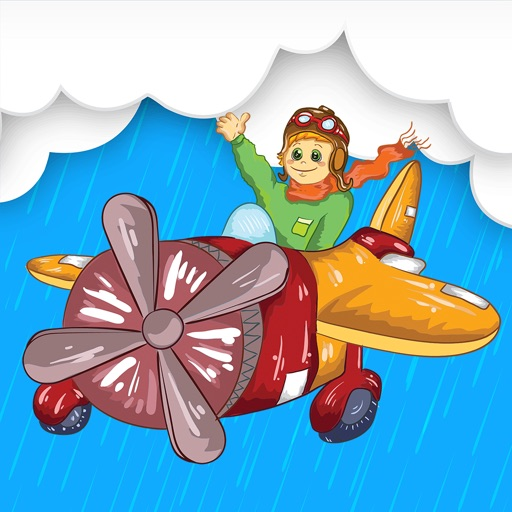 Planes Battle World Game for Kids iOS App
