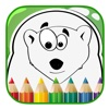 Coloring Book For Polar Bear Games Free Version